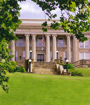 Fairmont State College bldg image