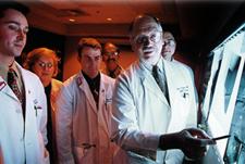 James G. Brown doctors 150