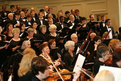 Newark-Granville orchestra image 225i